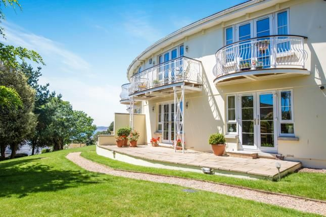 Thumbnail Flat for sale in Fore Street Hill, Budleigh Salterton, Devon