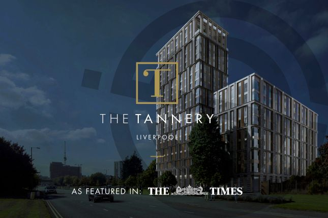 Thumbnail Flat for sale in St Stephens Place, Liverpool