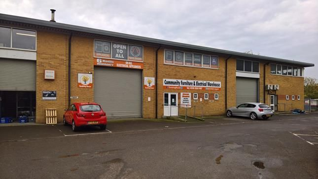 Thumbnail Light industrial to let in Unit 5, 8 Hoffmanns Way, Chelmsford, Essex