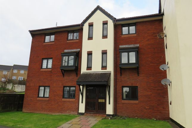 Thumbnail Flat for sale in Finch Close, Laira, Plymouth