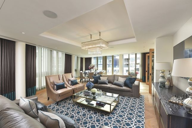 Thumbnail Flat for sale in Penthouse, Abel House, London