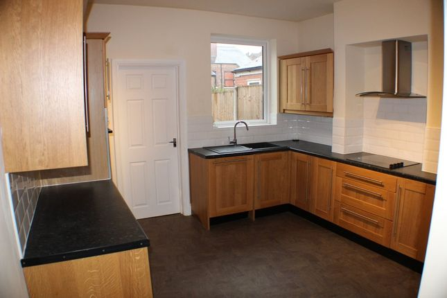 Thumbnail Terraced house for sale in Bernard Street, Nottingham