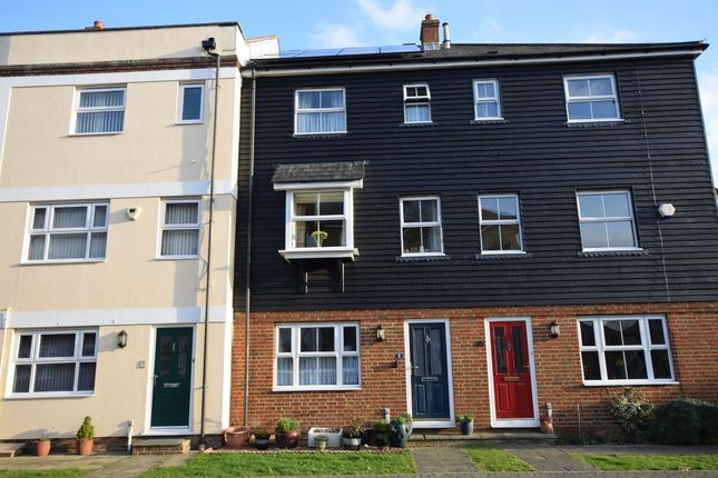 Thumbnail Town house for sale in St Lawrence Mews, Eastbourne