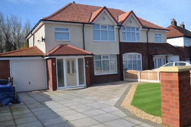 Thumbnail Semi-detached house to rent in Radnor Drive, Southport