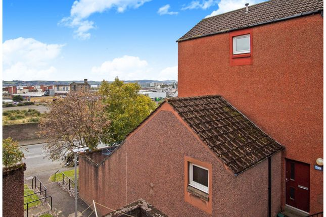Front View of Broughty Ferry Road, Dundee DD4