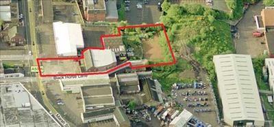 Thumbnail Land for sale in Former St Ann`S Works, Marsh Street North, Hanley, Stoke-On-Trent