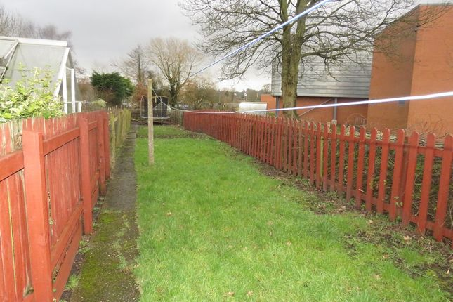Gardens: of West View, Rocester, Uttoxeter ST14
