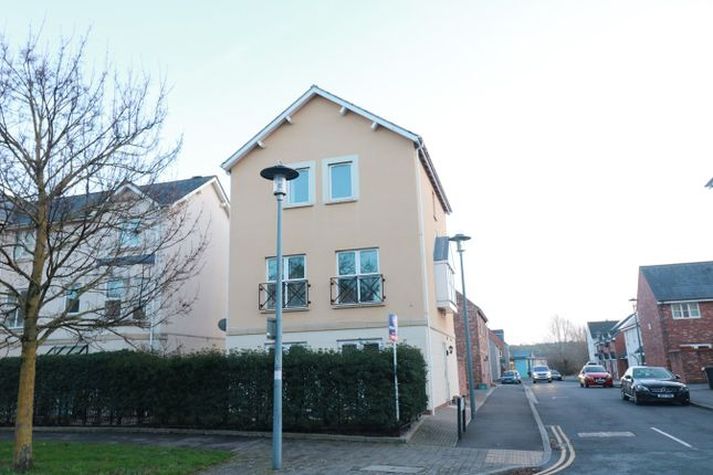 Thumbnail Detached house for sale in Marjoram Way, Portishead