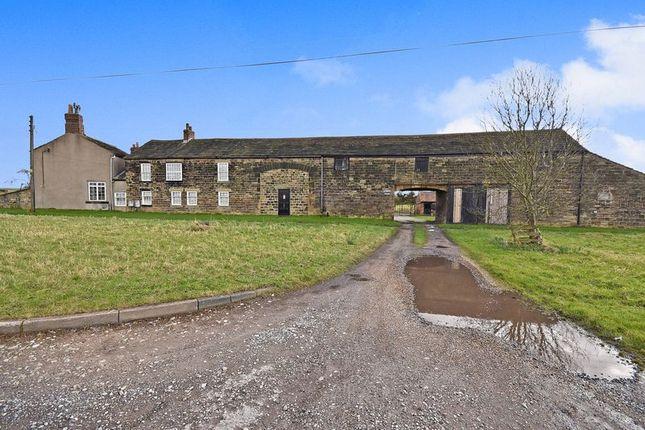 Thumbnail Farmhouse for sale in Heath, Wakefield