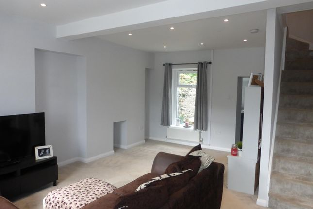 2 bed terraced house to rent in Tymawr Terrace, Pontypridd CF37