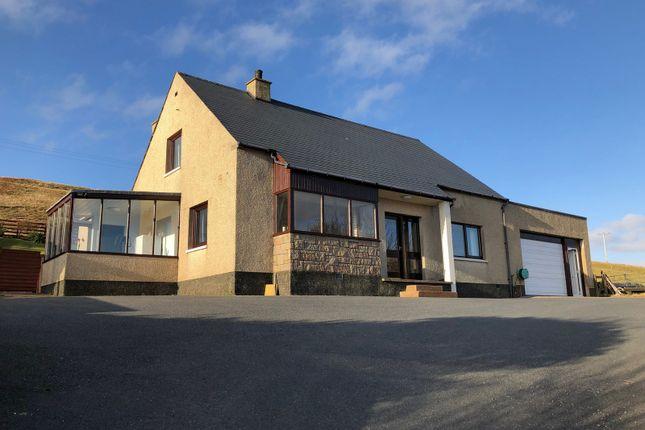 Thumbnail Detached house for sale in Bixter, Shetland