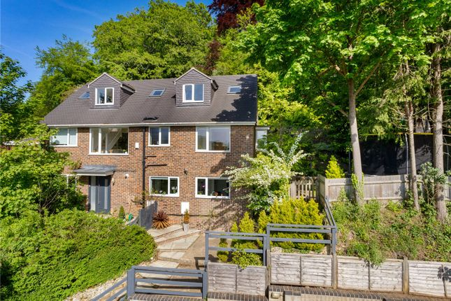 Thumbnail Detached house for sale in Grove Road, Godalming, Surrey