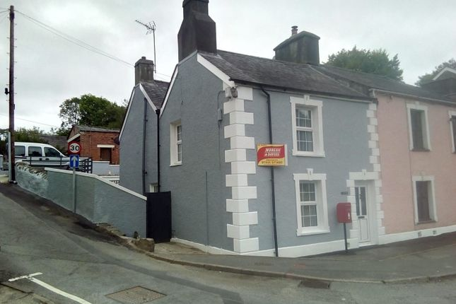 Thumbnail End terrace house for sale in Llanarth, Ceredigion