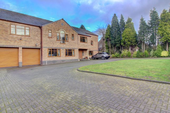 Thumbnail Detached house for sale in Newick Avenue, Sutton Coldfield