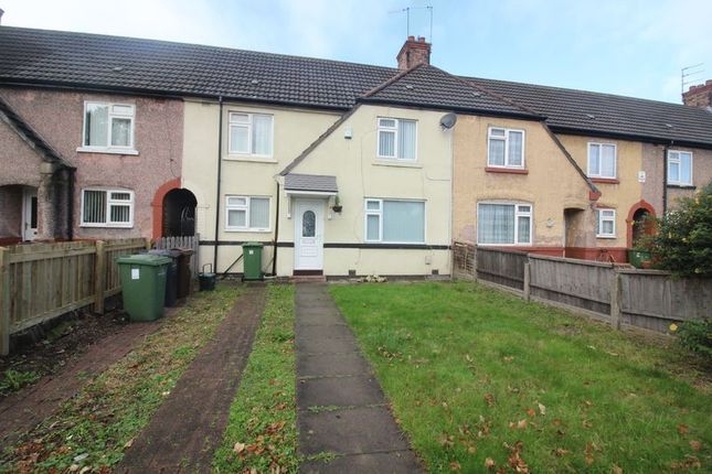 Thumbnail Terraced house to rent in Fernhill Road, Bootle