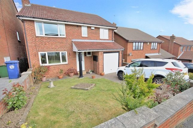 Thumbnail Detached house for sale in Carvers Court, Brotton, Saltburn-By-The-Sea