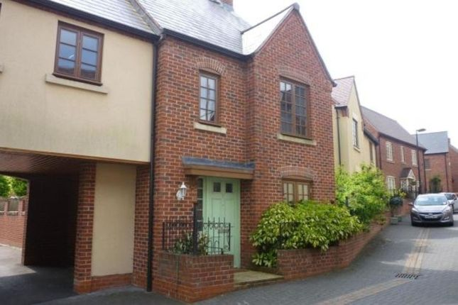Thumbnail Semi-detached house to rent in Clips Moor, Lawley Village, Telford