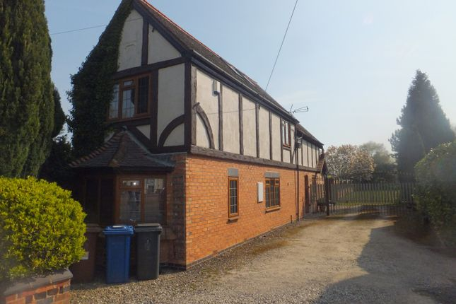 Thumbnail Detached house for sale in Birmingham Road, Shenstone Wood End, Lichfield