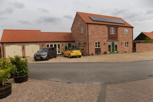 Thumbnail Detached house for sale in Yew Tree Rise, North Leverton, Retford