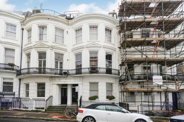 Thumbnail Flat for sale in Belvedere Terrace, Brighton, East Sussex