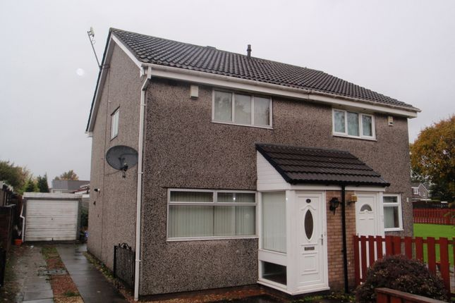 Thumbnail Semi-detached house to rent in Spey Drive, Renfrew
