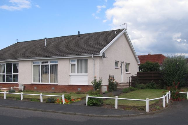 Thumbnail Semi-detached bungalow for sale in Cypress Grove, Jedburgh