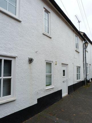 Thumbnail Flat to rent in Higher Mill Lane, Cullompton