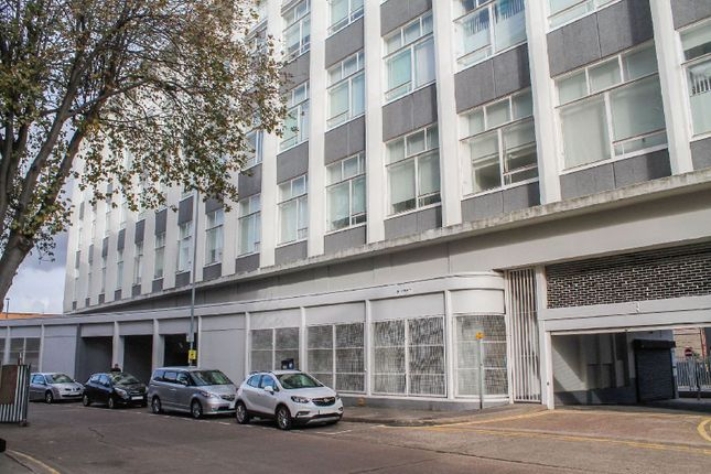 Thumbnail Flat for sale in The Exchange, City Centre, Leicester