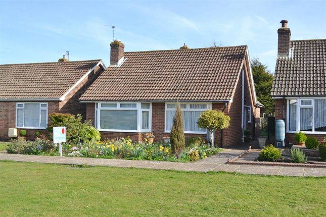 Thumbnail Detached bungalow for sale in Cornmill Gardens, Polegate