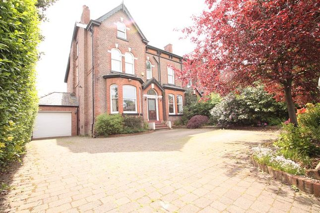 Thumbnail Semi-detached house for sale in Queens Road, Sale