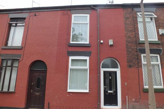 Thumbnail Terraced house to rent in Swift Street, Ashton-Under-Lyne