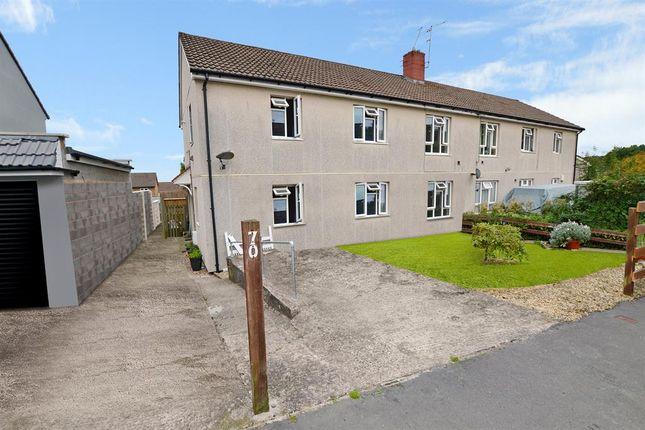 Thumbnail Flat to rent in Sherrin Way, Bristol