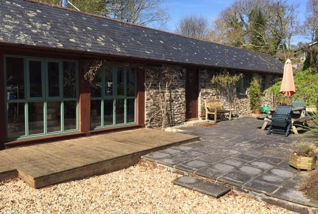 Thumbnail Barn conversion for sale in Lerryn, Lostwithiel