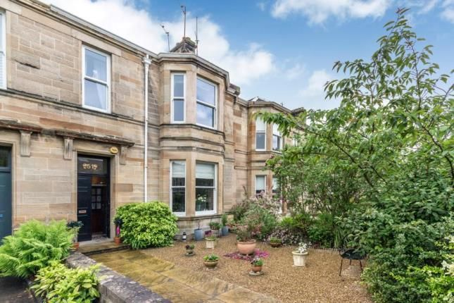 Thumbnail Flat for sale in Bellevue Crescent, Ayr, South Ayrshire
