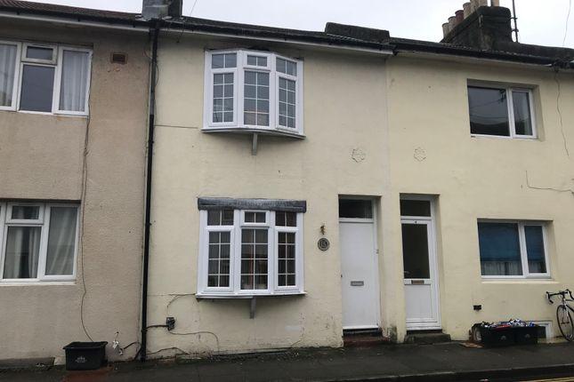 Thumbnail Terraced house to rent in Washington Street, Brighton