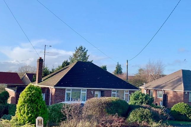 Thumbnail Detached bungalow for sale in Hurst Road, Twyford, Reading