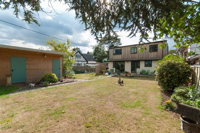 Thumbnail Detached house for sale in Bushy Hill Road, Westbere, Canterbury