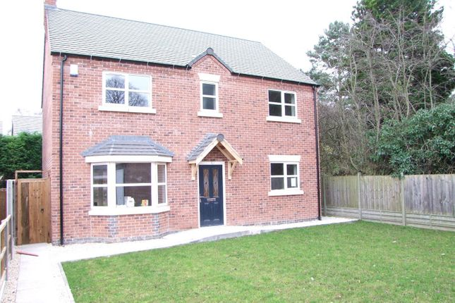 Thumbnail Detached house for sale in Scalpcliffe Road, Burton-On-Trent