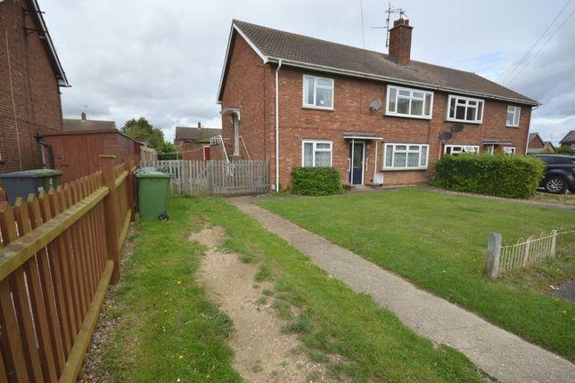Thumbnail Maisonette to rent in Crane Avenue, Yaxley, Peterborough