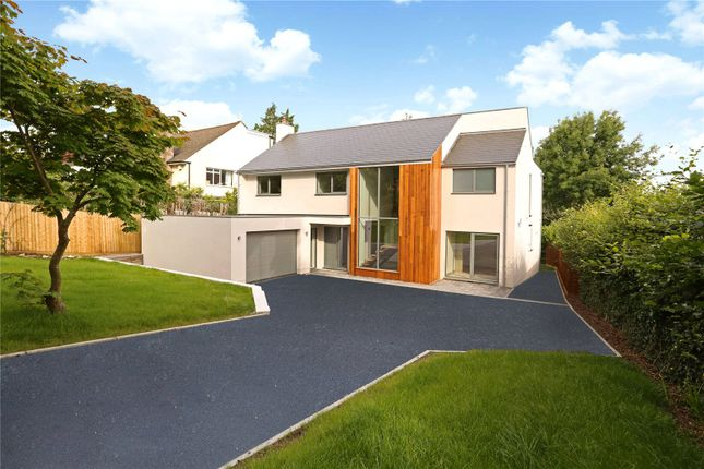 Thumbnail Detached house for sale in Church Road, Sneyd Park, Bristol