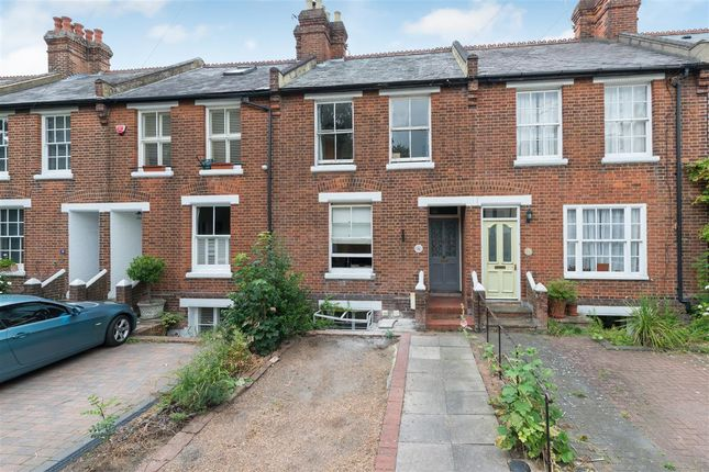 Thumbnail Terraced house for sale in St. Marys Street, Canterbury