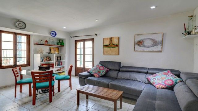 Fantastic Town House For Sale In Pollensa Lounge 1 - 1