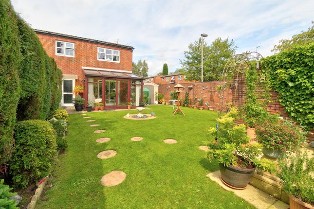 Garden of Mendip Close, Dudley DY3