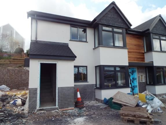 Thumbnail Flat for sale in Hillside View, Conway Road, Llandudno Junction