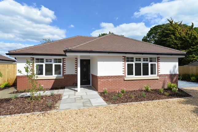 Thumbnail Detached bungalow for sale in Uplands Avenue, Barton On Sea, New Milton
