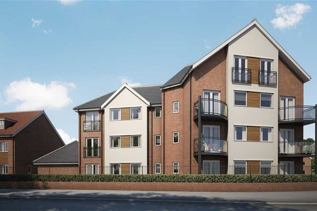 Thumbnail Flat for sale in Eagle Way, Hampton Centre, Peterborough