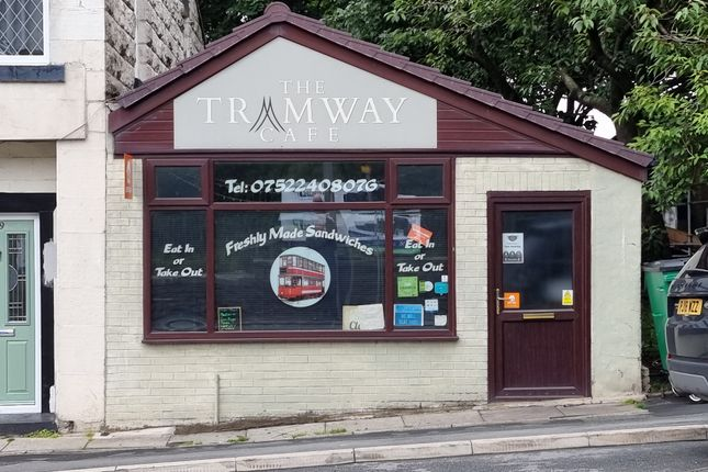 Thumbnail Restaurant/cafe for sale in Cemetery Road, Darwen