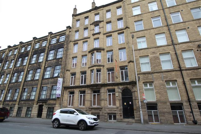 Thumbnail Flat for sale in Sunbridge Road, Bradford