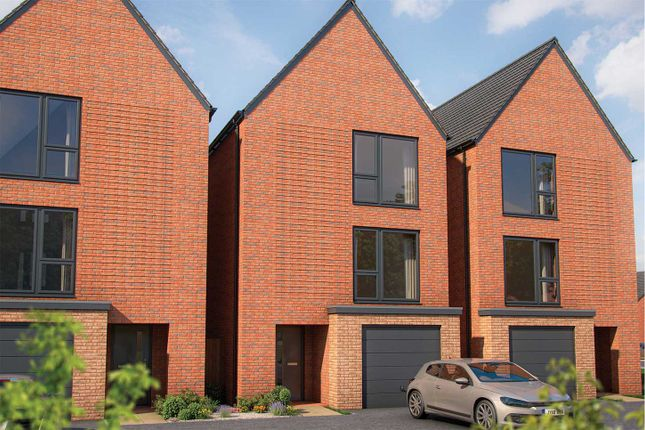 """Thumbnail Detached house for sale in """"The Bloomfield"""" at Whitecotes Lane, Chesterfield, Derbyshire, Chesterfield"""
