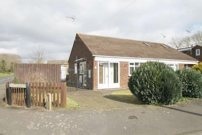 Thumbnail Bungalow for sale in Thistle Downs, Northway, Tewkesbury